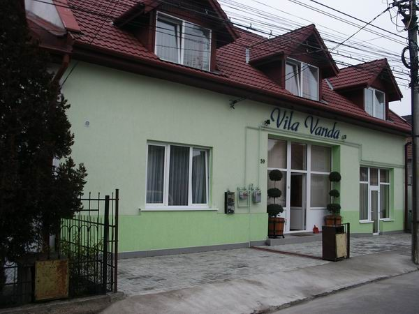 Vila Vanda, Cluj-Napoca, Romania - Booking.com