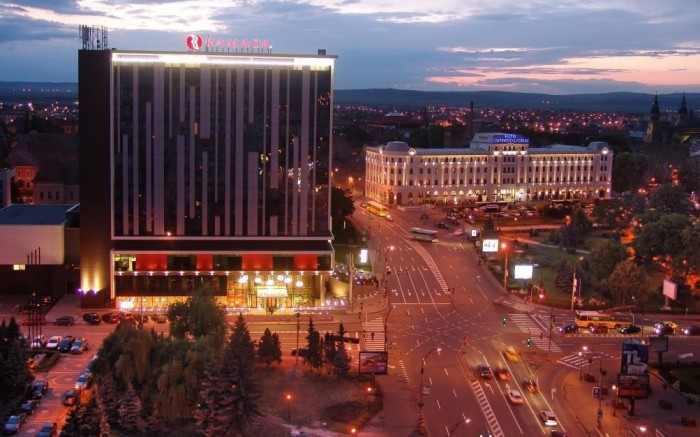 Hotel Ramada Sibiu, cazare Hotel Ramada Sibiu