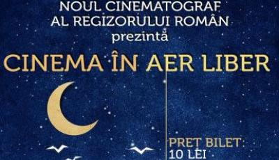 Cinema in aer liber 2014