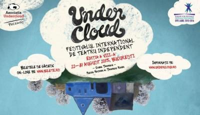 Festivalul International de Teatru Independent Undercloud 2015