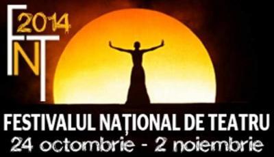 Festivalul National de Teatru (FNT) 2014