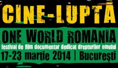 Festivalul de film One World Romania 7