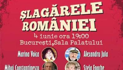 Slagarele Romaniei