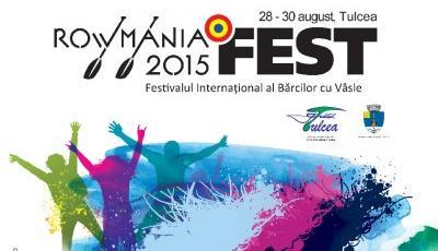 Festivalul International al Barcilor cu Vasle Rowmania 2015