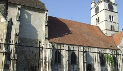 Biserica Evanghelica-Lutherana din Sebes