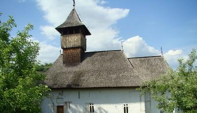 Biserica Sfintii Arhangheli din Cicau