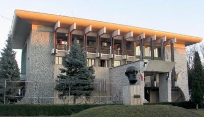 Muzeul de arta contemporana George Apostu din Bacau