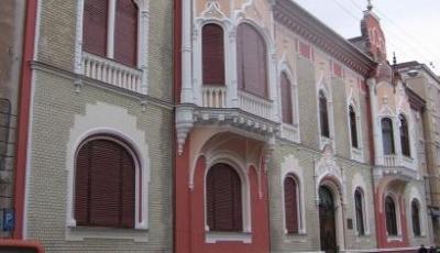 Palatul Episcopiei Ortodoxe din Oradea