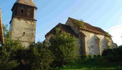 Ansamblul Bisericii Evanghelice din Vermes
