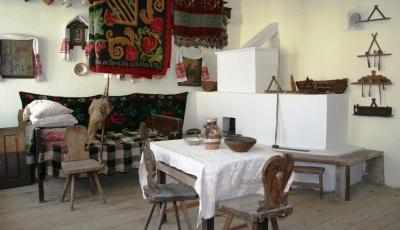 Muzeul etnografic si al mineritului Rodnean