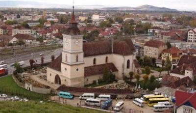 Biserica Sfantul Bartolomeu din Brasov Brasov