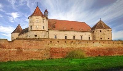 Cetatea Fagarasului Brasov