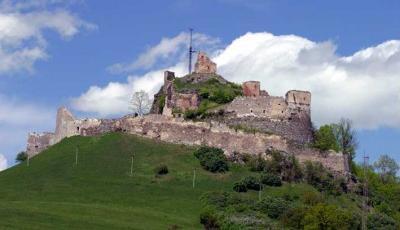 Cetatea Rupea Brasov