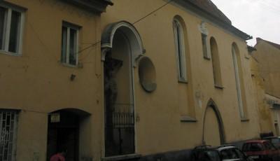 Manastirea Franciscana Sfantul Ioan din Brasov Brasov