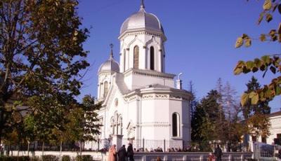 Biserica Sfantul Mare Mucenic Mina din Bucuresti