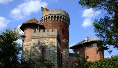 Castelul Vlad Tepes din Bucuresti