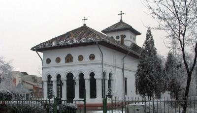 Biserica Banu (Banului) din Buzau