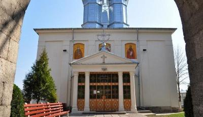 Biserica Greci (Biserica Negustori) din Buzau