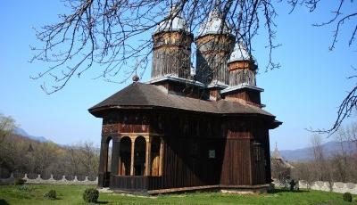 Manastirea Poiana Marului de la Bisoca