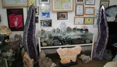 Colectia de Mineralogie Estetica a Fierului Constantin Gruescu