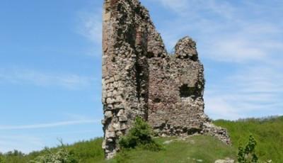 Ruinele cetatii Mehadia