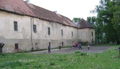 Castelul Gilau