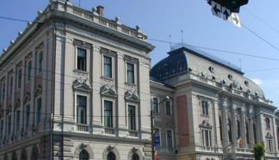 Palatul de Justitie din Cluj Napoca