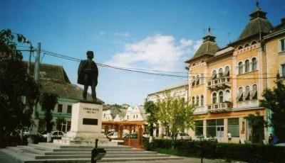 Statuia Avram Iancu
