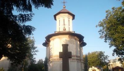 Biserica Sfantul Nicolae Amaradia