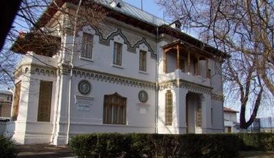 Casa Robescu din Galati