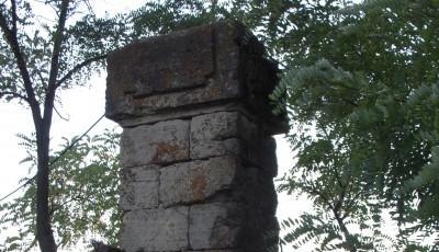 Monumentul funerar al generalului Alexander Wasiliewich Gelhard