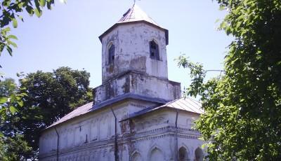 Biserica Sfantul Nicolae din Mironesti