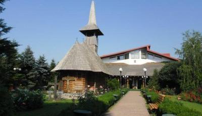 Manastirea Sfantul Mare Mucenic Gheorghe din Giurgiu