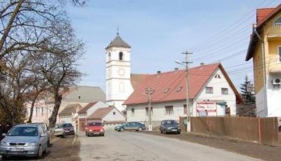 Biserica Romano Catolica veche din Ditrau