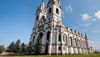 Catedrala Catolica din Ditrau
