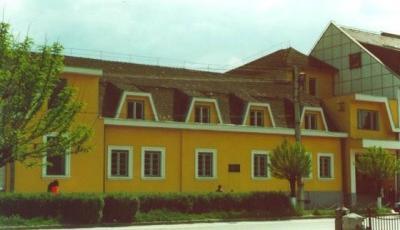 Muzeul Orasenesc Molnar Istvan din Cristuru Secuiesc