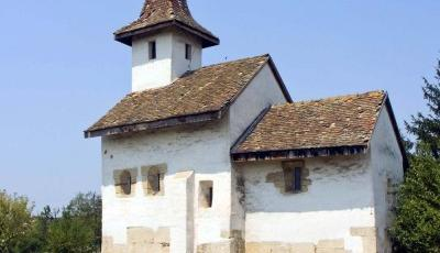 Biserica ortodoxa Sfantul Gheorghe Streisangeorgiu