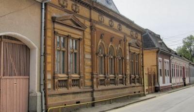 Centrul istoric al orasului Orastie