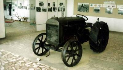 Muzeul National al Agriculturii din Slobozia
