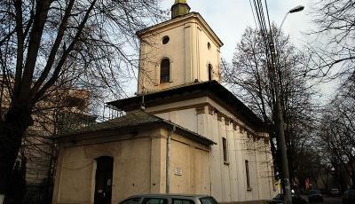 Biserica Sfintii 40 de Mucenici din Iasi