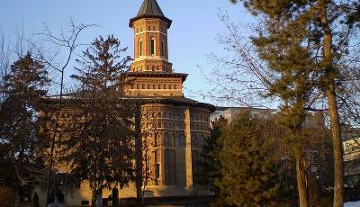 Biserica Sfantul Nicolae Domnesc din Iasi