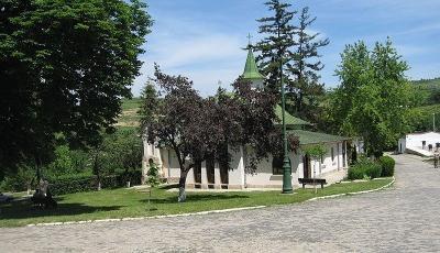 Manastirea Tuturor Sfintilor Bucium - Iasi