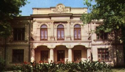 Muzeul Literaturii Romane din Iasi