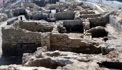 Santierul arheologic Palas