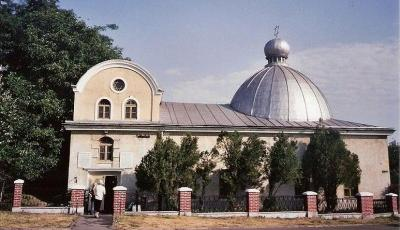 Sinagoga Mare din Iasi
