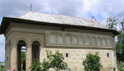 Biserica Nasterea Maicii Domnului a fostului schit Turbati