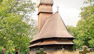 Biserica de lemn din Surdesti