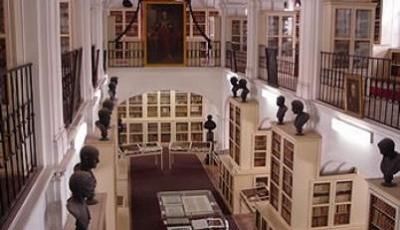 Biblioteca Teleki - Bolyai Targu Mures