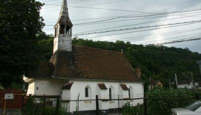 Biserica Leprosilor din Sighisoara