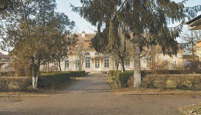 Castelul Teleki Dumbravioara